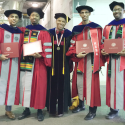 Four Black Men Earn Doctoral Degrees From One Department at Ohio State